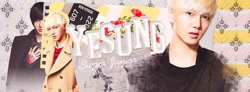 [Portada] Yesung - SuJu by ShinKatsu10