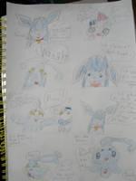 Pachirisu and Pikachu PMD3 Page 43 by AnjuSendo
