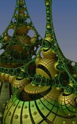 Escher Dream No 5 by Les-Monts