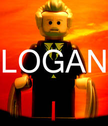 Lego Logan Cover by AFlahrman