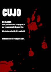 Cujo disclaimer page by AFlahrman