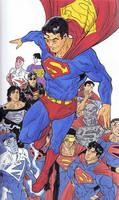 Supermans by davidjcutler