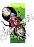 Ant-Man by davidjcutler