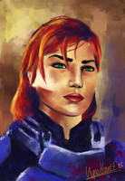 FEMSHEP, WHAT DO YOUR ELF EYES SEE by appeltaart27