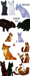 Warrior Cats VN by graciegra