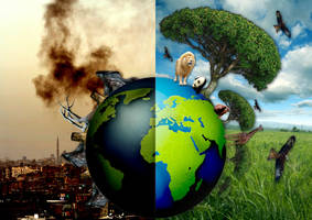 Save The Trees.:D by ellebana