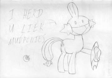 I herd u liek Mudponies by MoonFlowerSax