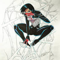 Silk by KidAntipathy