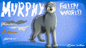 Character Sheet - Murphy (Fallen World) by EpicSaveRoom