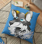 Pillow pic by EpicSaveRoom
