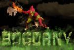Bogdany Green Goblin by bobbyboggs182