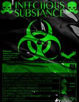 Biohazard Label by bobbyboggs182