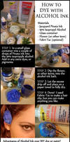 How to: Use Alcohol Dye by DugFinn