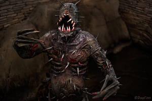Iron Maiden Regenerator 1 - Resident Evil 4 by DugFinn