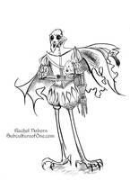 Alas, poor Birdic... by rachelthegreat