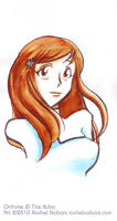 Orihime by rachelthegreat