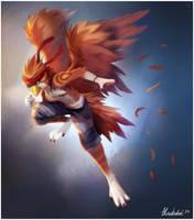 Avian Leap by thanshuhai
