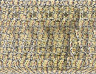 Yotsuba's Danbo stereogram by leonbloy