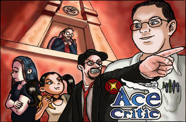 Ace Critic by gaucelm
