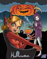 Halloween by gaucelm