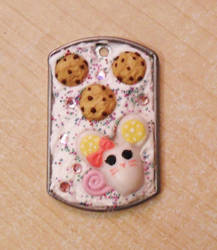 Lalaloopsy Dog Tag Mouse's Cookies by NamineEveningLight