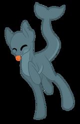 Happy Shark Horse :P by IisaDewshine