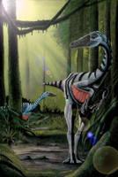 Elopteryx nopcsai ver - 1 by liliensternus