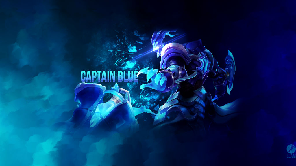 Championship Thresh Wallpaper For Captain Blue By Elamgraphics On