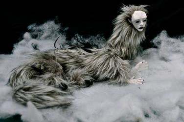 Nightmare Creature by Magweno