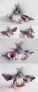Eyed Hawk-Moth - Smerinthus Ocellatus by Magweno