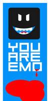 you are emo by matu666