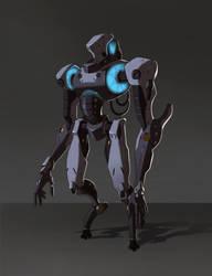 Robo dude 2 by mercikos