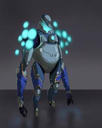 Robo dude 3 by mercikos