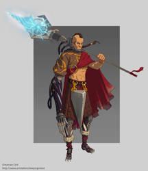 The Spearman by mercikos