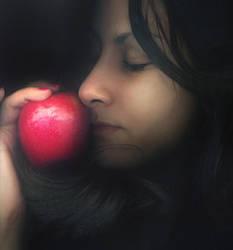 Apple by LaMusaTriste