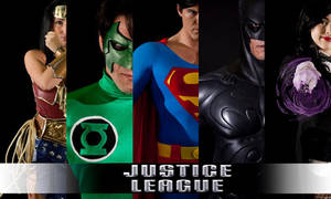 :DC: A League of Their Own by AlouetteCosplay