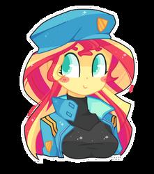 YCH: Cute Lieutenant (CLOSED) by Riouku