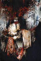 The plague II by Daniele-Serra