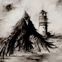 Raven by Daniele-Serra