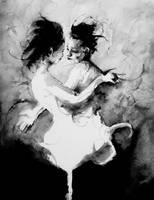 Lovers by Daniele-Serra