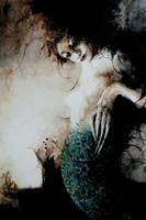Woman-snake by Daniele-Serra