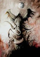 Cthulhu by Daniele-Serra