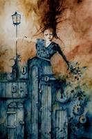 Bluebeard tale by Daniele-Serra