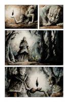Dark Souls page by Daniele-Serra