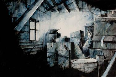 Small ghosts by Daniele-Serra