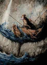 Moby Dick by Daniele-Serra