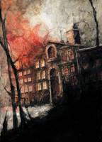 Burning by Daniele-Serra