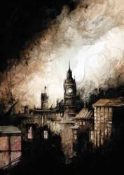 London midnight by Daniele-Serra
