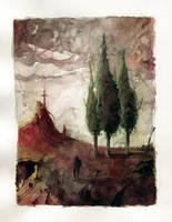 The Monk: A Romance. by Daniele-Serra