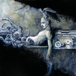 Fodder for the gears by Daniele-Serra